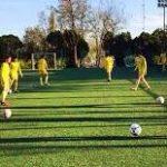 تست فوتبال نوجوانان، جوانان و بزرگسالان در تهران