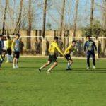 لیگ کشوری فوتبال تست فوتبال میگیرد