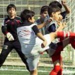 تمرین فوتبال آکادمی برای جوانان و نوجوان و نونهالان و کودکان