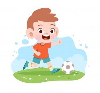 مدرسه فوتبال کودکان در تهران