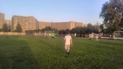 تست فوتبال بزرگسالان 98 تهران چطور است