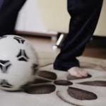 آموزش فوتبال با کرونا به صورت خصوصی در منزل