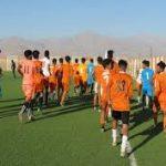 تست فوتبال رده سنی بزرگسالان ، جوانان و امید