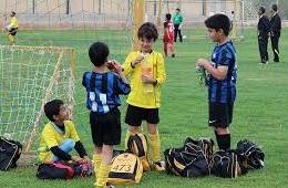 مدرسه فوتبال های تهران در شمال و جنوب و شرق و غرب تهران